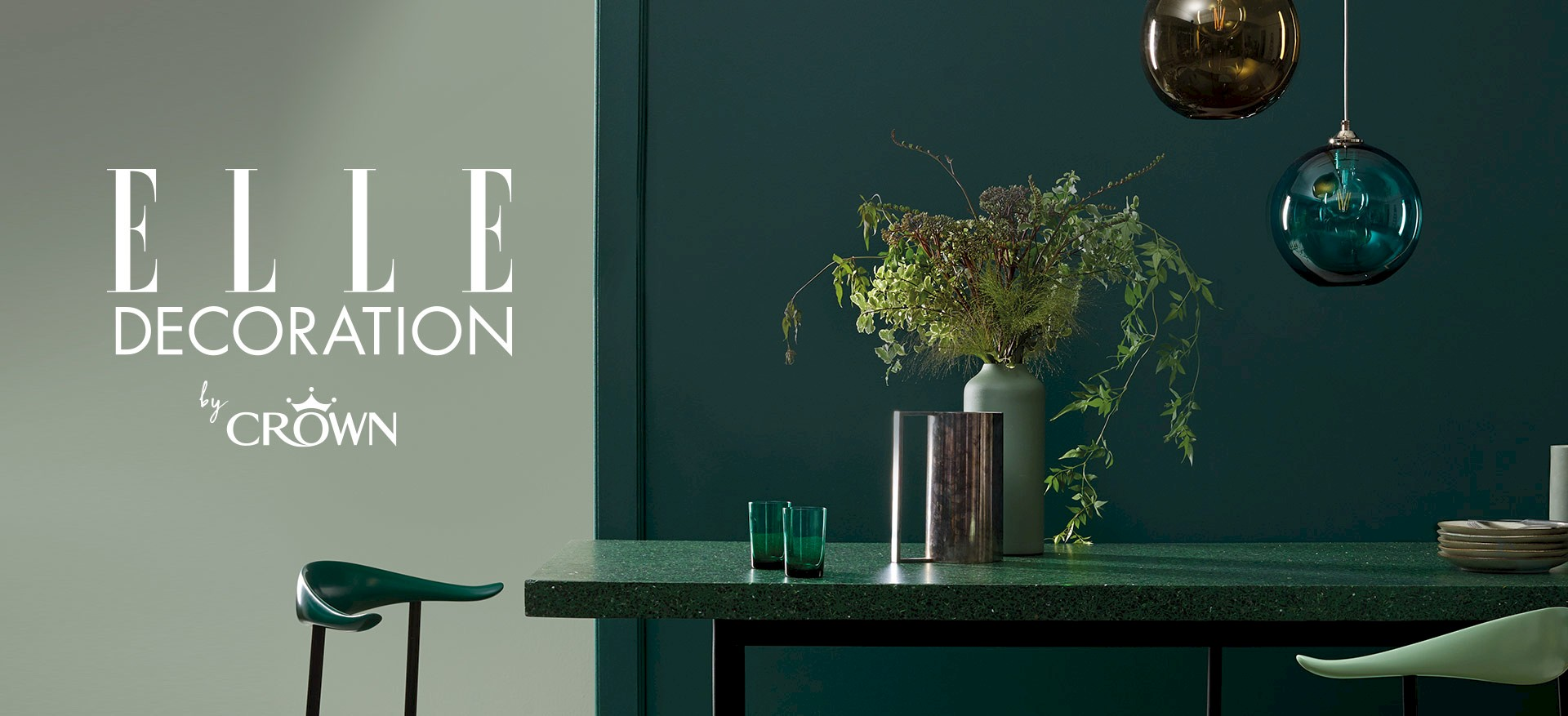 ELLE DECORATION by Crown